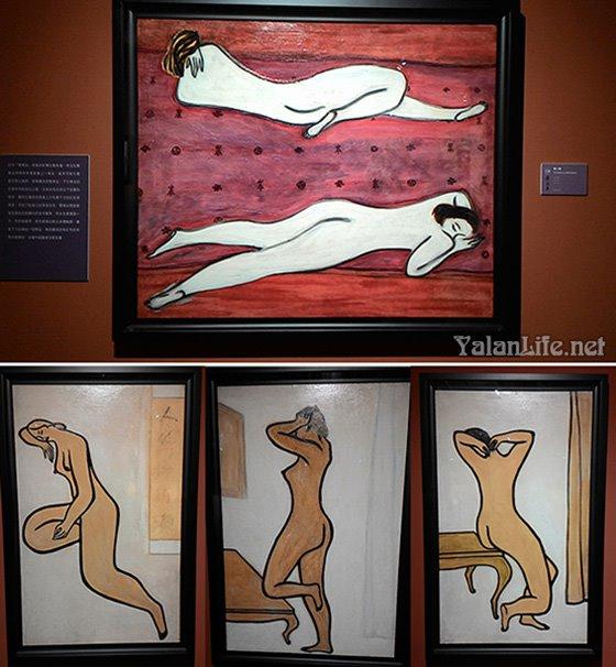 Taipei Museum Life Sanyu Art Romanticism 台北生活 历史博物馆 常玉画展 艺术 浪漫主义 Yalan雅岚 黑摄会
